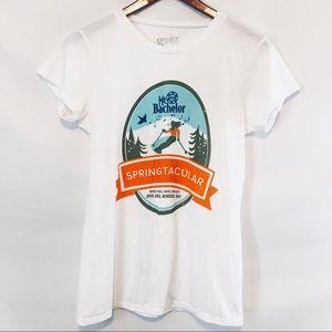 Mt Bachelor springtacular T shirt NWOT